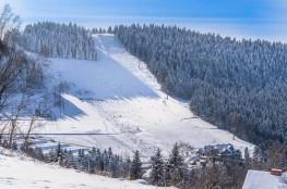 Limanowa Atrakcja Stacja narciarska Limanowa-Ski