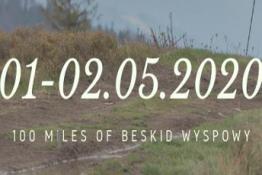 Zalesie Wydarzenie Bieg 100 miles of Beskid Wyspowy 2020